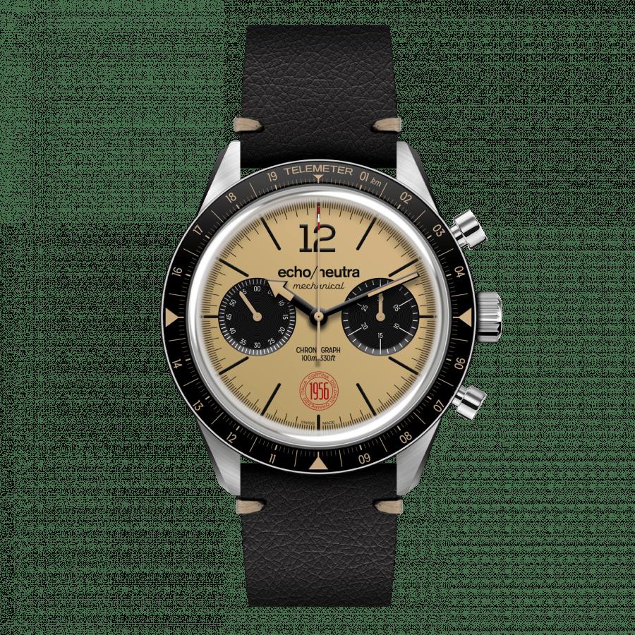 Cortina 1956 | Cronografo manuale Sand